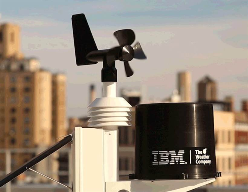IBM-IOT-WATSON-WEATHER SENSOR
